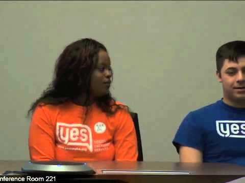 Omaha Gives Youth Discussion Panel