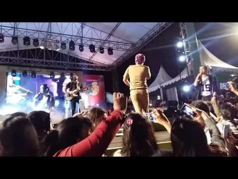 Festival Palu Nomoni 2016 ( Wakil Walikota Palu Dan Ungu Band )