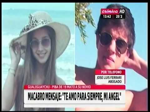 La joven que mató a su novio, podría tener prisión perpetua