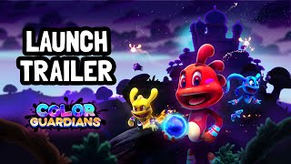 Color Guardians Game Launch Trailer - PS4, PSVita and Steam