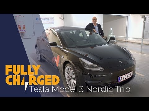 tesla-model-3-performance-review:-a-tesla-nordic-roadtrip-|-fully-charged