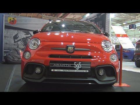 Fiat Abarth 595 Competizione 1.4 Tjet 180 Hp (2020) Exterior And Interior