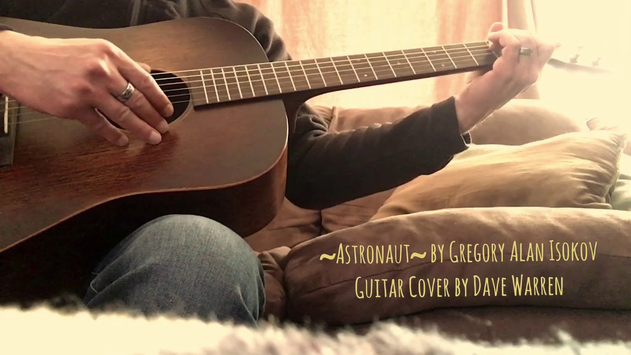 Astronaut Guitar Cover Youtube