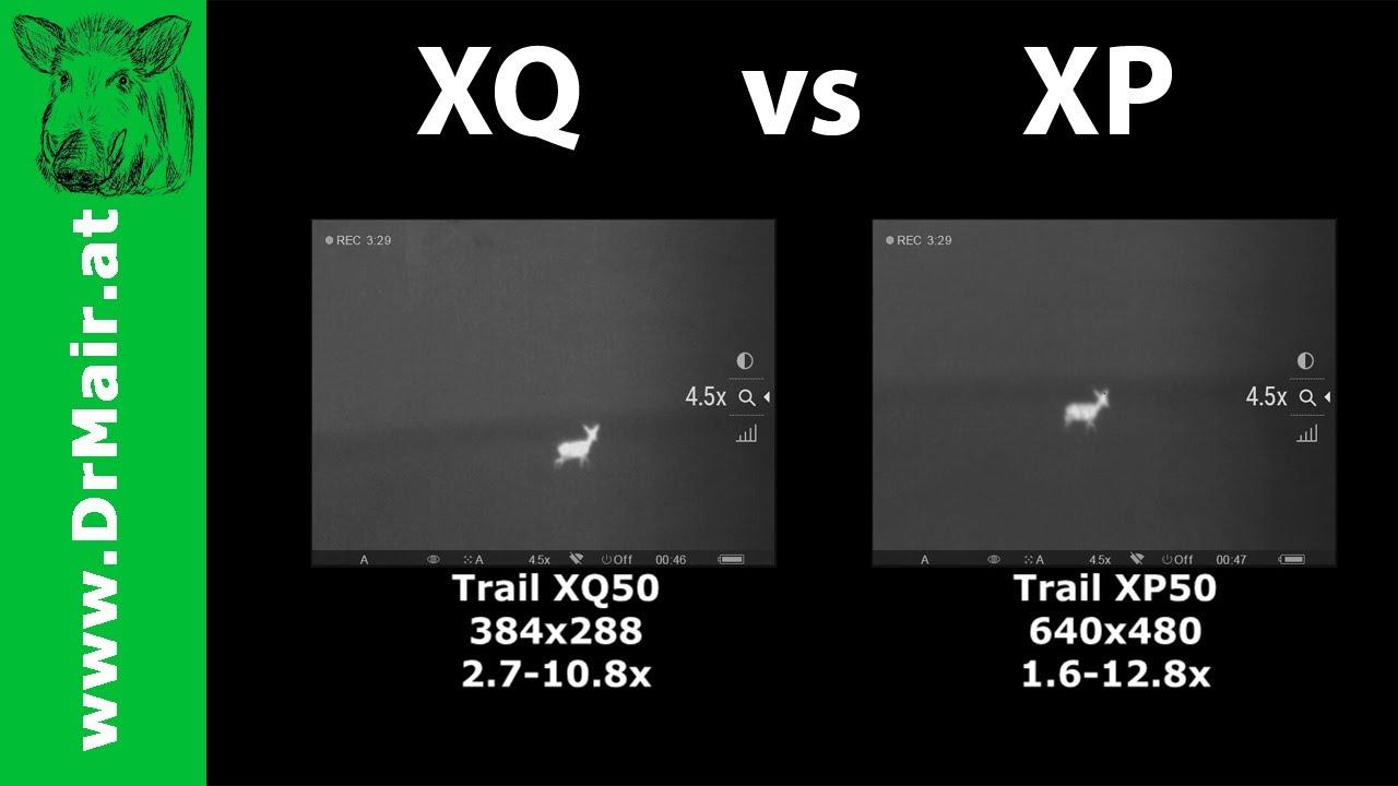 288648321 XQ50 vs XP50 - was Auflösung tatsächlich bewirkt - YouTube