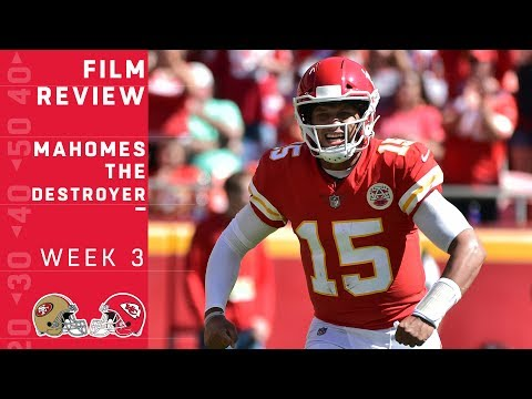 How Patrick Mahomes Continues to Destroy Defenses | NFL Film Review