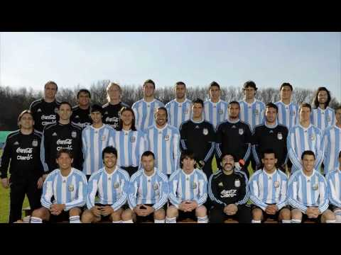 Foto Oficial Seleccion Argentina