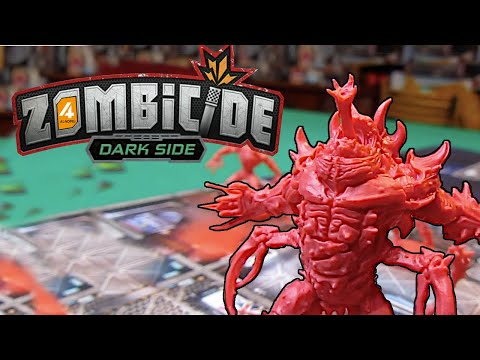 ZOMBICIDE: Dark Side, Bello e Difficile | RECENSIONE