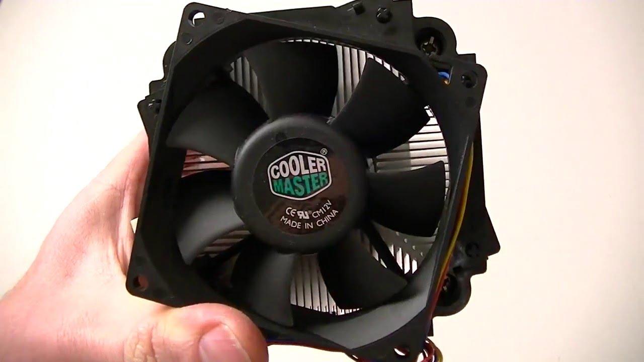 Cooler Master 13G0750711C0H2 Heatsink Fan