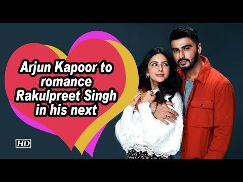 Arjun Kapoor to romance Rakulpreet Singh in his next Mp3