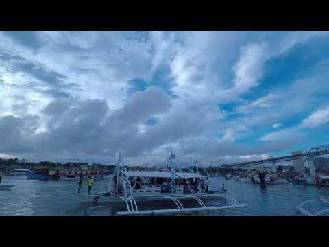 Sinulog Fluvial Parade - From Mactan/Mandaue Channel to Pier 1  Cebu City, Philippines 2018