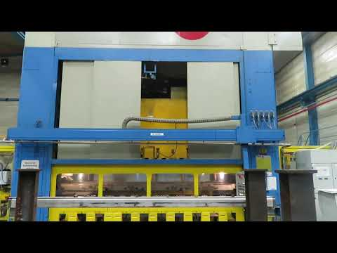 1000 TON FAGOR TRANSFER STAMPING PRESS FOR SALE