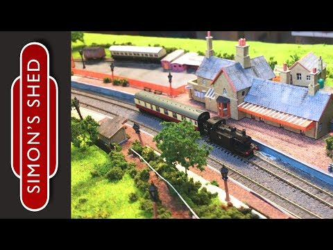 N Gauge Model Railway Layout Update: Shed Valley Railway 26