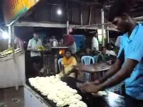 Chapati Thrower - Enjoy Chapathi!!!.wmv