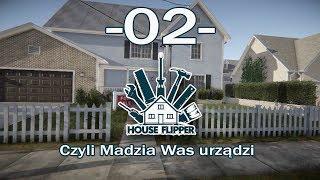 House Flipper, czyli Madzia Was urządzi #02