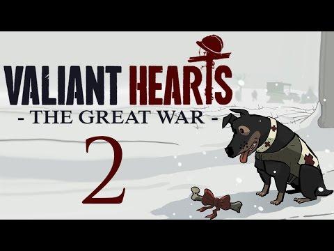 Valiant Hearts: The Great War - Прохождение игры на русском [#11] Верден