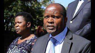 Gavana Obado ahojiwa na polisi kwa mara nyingine