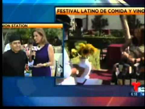 AltaMed's East LA Meets Napa Food and Wine Festival Featured on Telemundo