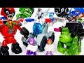 The Avengers Gone Mad~! Teen Titans Go, Wake Them Up - ToyMart TV