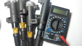 видео Как проверить модуль зажигания на работоспособность