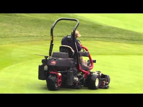 Maintenance Internship At Baltusrol Golf Club