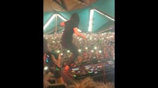 SKRILLEX DO LAB COACHELLA 2017 [on stage]