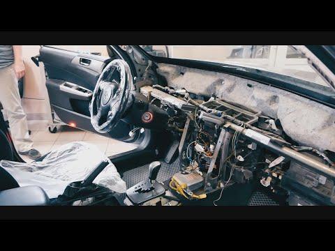 Japaнутые | Subaru Forester SH | Серия 4