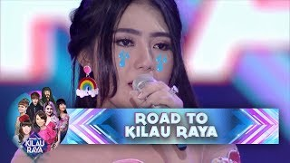 Download lagu Via Vallen Menitikan Air Mata, Apa Yang Terjadi? - Road To Kilau Raya (21/1)