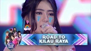 Download lagu Via Vallen Menitikan Air Mata, Apa Yang Terjadi? - Road To Kilau Raya (21/1)