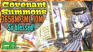 WOW! The luck continues! (365BM 3ML 500 Mystic) Covenant Summo…