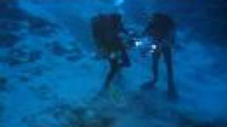 Blue Hole Dahab Bottom 100 m