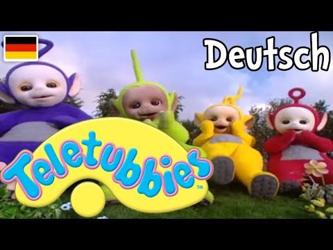 ☆ Teletubbies auf Deutsch ☆ 1 Stunde ☆ Ganze Folgen ☆ Cartoons für Kinder ☆