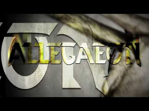 "Allegaeon ""Behold (God I Am)"" Lyric Video"