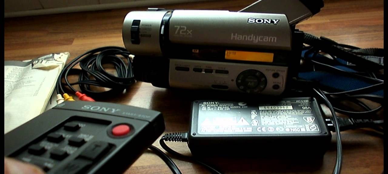 sony ccd tr840e handycam camcorder hi8 xr video camera 8mm remote rh youtube com sony handycam video 8 xr manual sony handycam video hi8 user manual