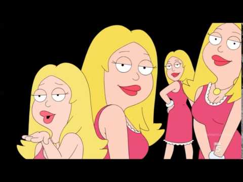 American Dad - Damn That's My Momma