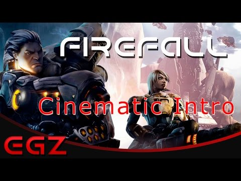 FireFall I NEW FREE TO PLAY I Cinematic Intro