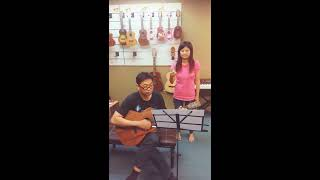 You Dian Tian- Acoustic Version ( A Little Sweet)