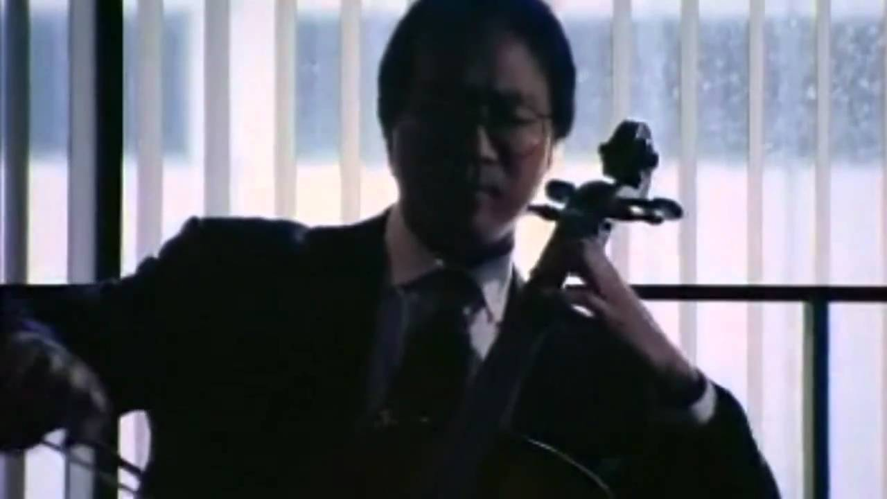Yo-Yo Ma - prelude from Bach´s Cello Suite No  1
