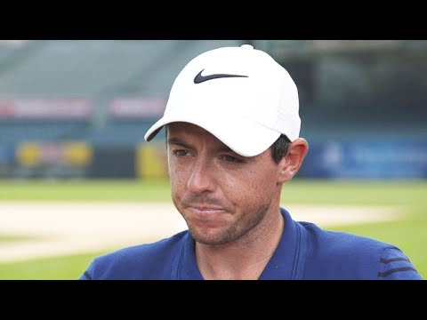 Rory McIlroy on rib injury, improving parts of his game
