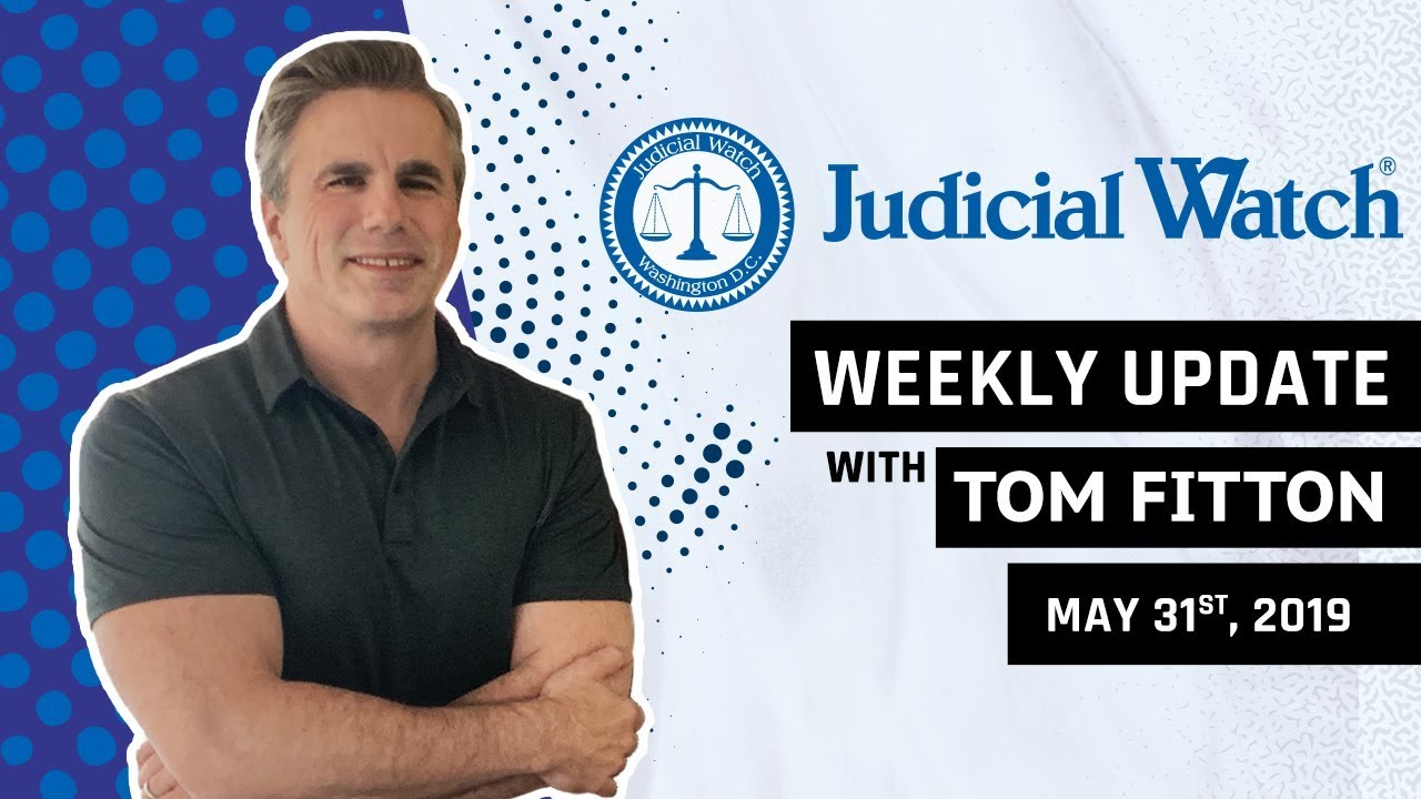 Judicial Watch - Tom Fitton: Mueller's Attack on Trump, NEW Docs Show FBI Gave Clinton Special