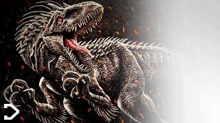 The BEST Look Of The Indoraptor Yet - Jurassic World: Fallen Kingdom