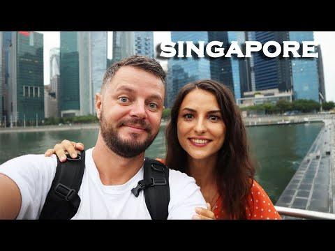 Am ajuns in Orasul Viitorului | Legi bizare in Singapore