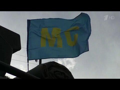 Российские миротворцы помогают налаживать мирную жизнь в столице Нагорного Карабаха.