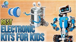 10 Best Electronics Kits for Kids 2018