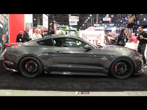 2015 Shelby Super Snake SPOTTED - The $100k Mustang! - YouTube