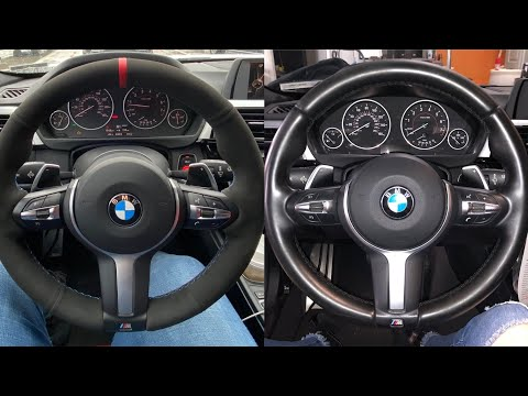 F30 Mewant Custom M Performance Steering For Just $70