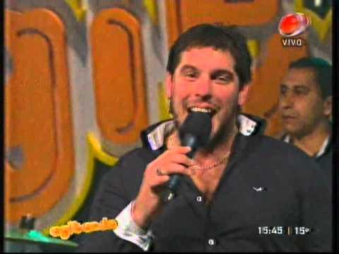 Carlos Corti - Prohibido amarnos 11/08/2012 Videos De Viajes