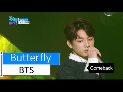 [HOT] BTS - Butterfly, 방탄소년단 - 버터플라이, Show Music core 20151205