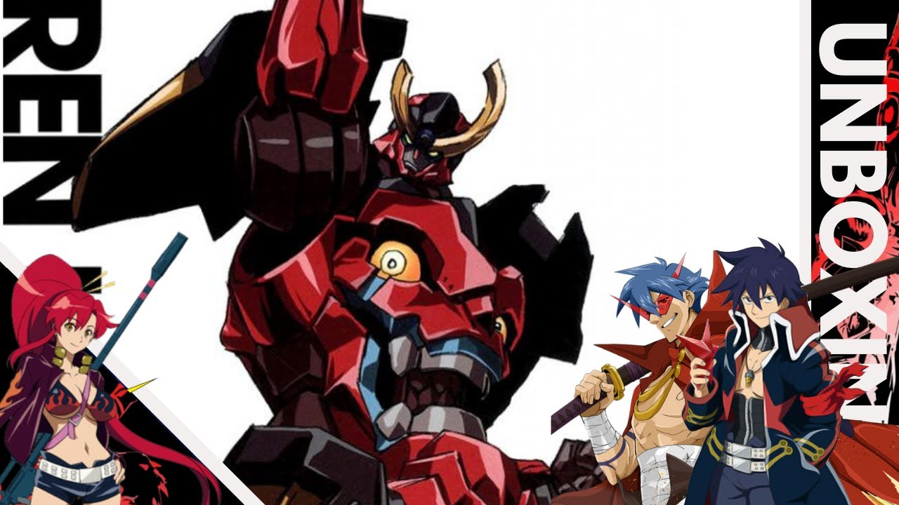This Is A Premium Kit Plaiobot Gurren Lagann | UNBOXING