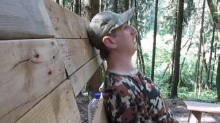 як облаштувати місце відпочинку в лісі (Честопрафт)