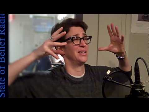 A Call to Earnest Citizenship: Rachel Maddow State of Belief